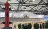 Пожар в пресс-центре ПМЭФ, прервана трансляция выступления Путина