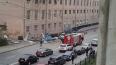 На Большом Сампсониевском обрушился четвертый этаж ...