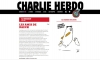 Журнал Charlie Hebdo все-таки высмеял серию терактов в Париже