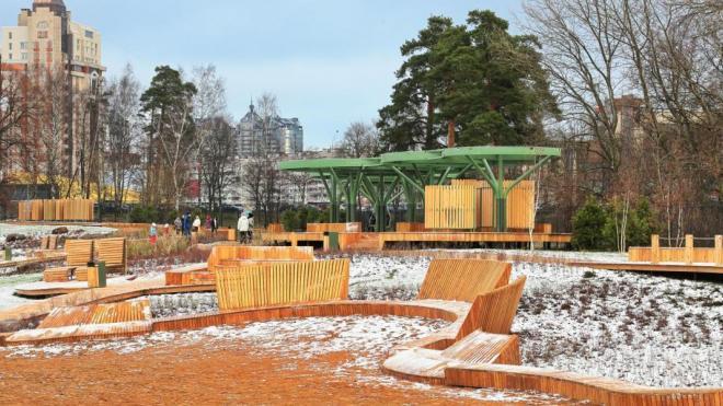 В этом году в Петербурге благоустроят 11 общественных пространств