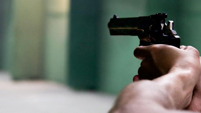 В Петергофе задержали пьяного хулигана за стрельбу на улице из автомата