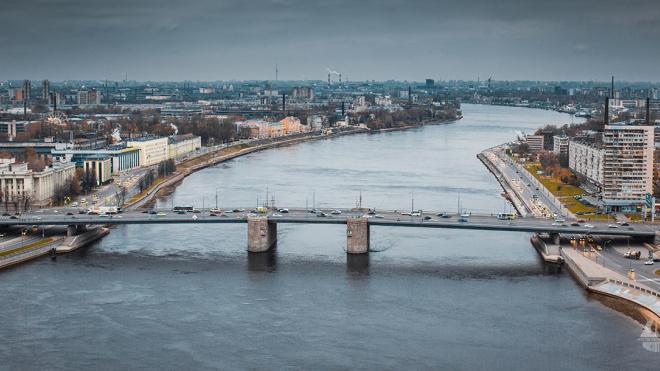 В ночь с 11 на 12 марта разведут Володарский мост