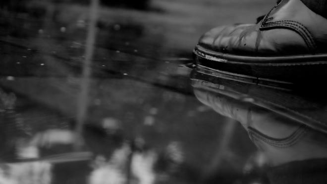 Холодный дождь и +5 ждут Петербург в воскресенье