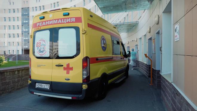 За время пандемии в Петербурге от коронавируса скончались более тысячи человек