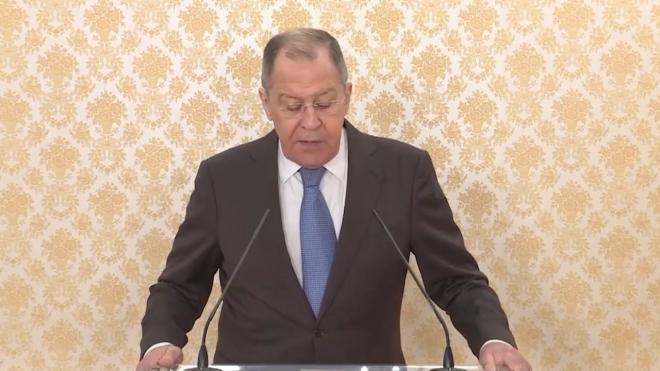 Лавров провел встречу со спецпредставителем президента США по вопросам климата