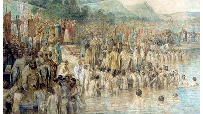 День Крещения Руси может стать государственным праздником