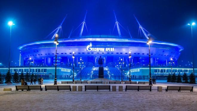 """В """"Газпром Арене"""" откроется мобильный пункт вакцинации от COVID-19"""