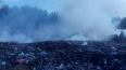 МЧС: свалку в Ленобласти потушили спустя 8,5 часов