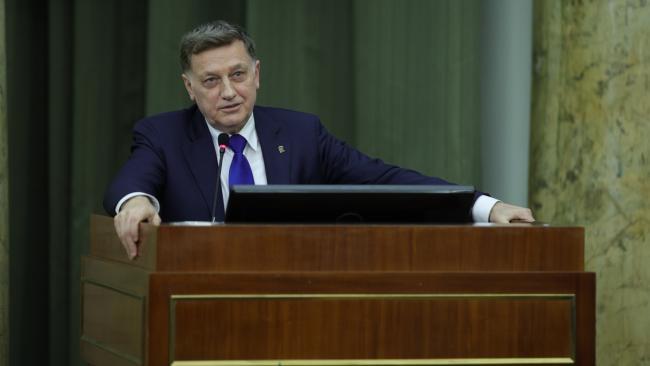 """Угрозы Макарова о """"политическом хаосе"""" назвали нарушением партийной дисциплины"""