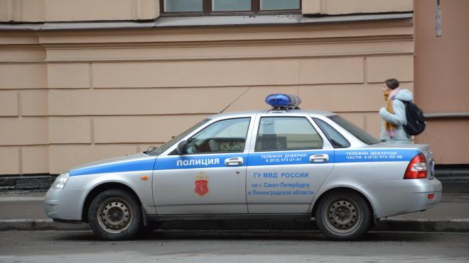 """Аноним """"заложил бомбу"""" в полицейский отдел на Беговой"""