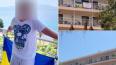 Украинцев выгнали из отеля в Греции за вывешенные ...