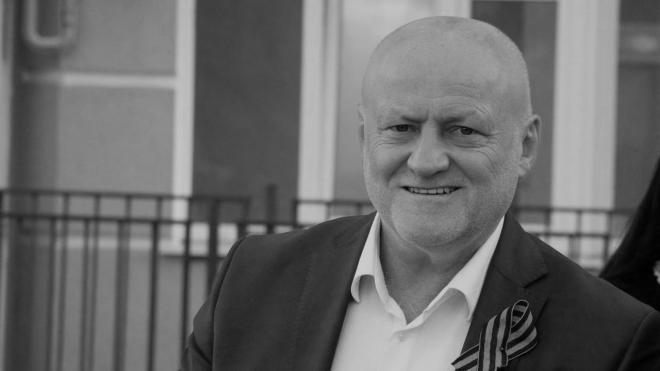 В Петербурге умер глава администрации Ялты Иван Имгрунт