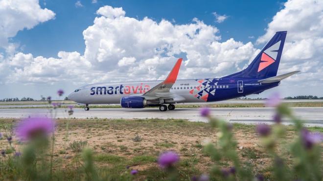 Smartavia запускает регулярный рейс из Петербурга в Тюмень