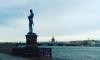 Крузенштерну на набережной Лейтенанта Шмидта вернули бронзовый кортик