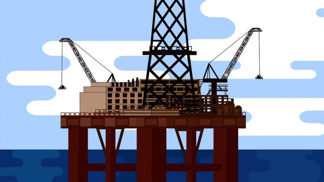 Нефть утром во вторник подорожала на 3%
