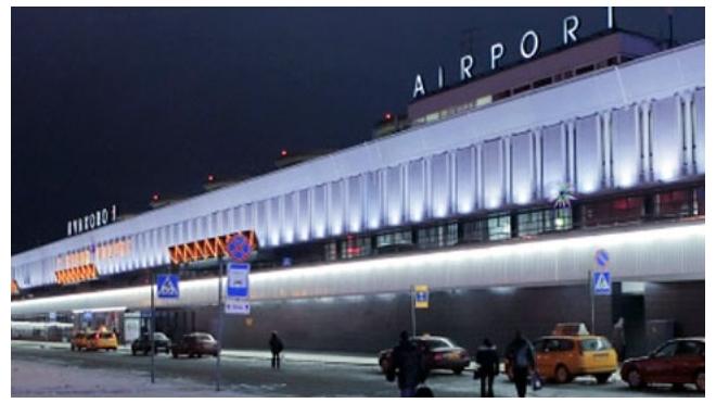 Строители нового терминала Пулково оштрафованы на миллион рублей