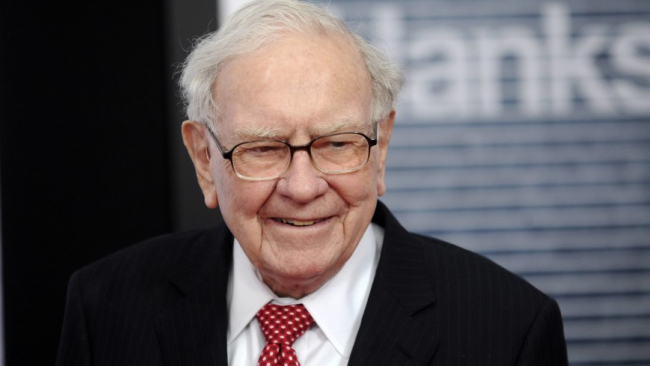 Уоррен Баффет пожертвовал на благотворительность часть акций своей инвесткомпании