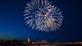 Петербуржцам рекомендовали смотреть праздничный салют ...