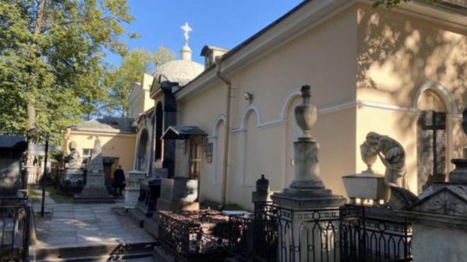 Администрация Петербурга предложила Музею городской скульптуры убрать экспонаты из Благовещенской церкви