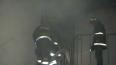 Из пожара в Невском районе спасли двоих