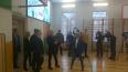 Беглов приехал с визитом в обновленную гимназию №24 ...