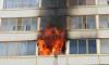 В пожаре в Приморском районе погиб мужчина