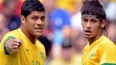 Голы Халка, Неймара и Рафиньи принесли Бразилии победу ...