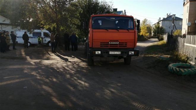 В Самарской области 11-летний мальчик погиб под колесами КАМАЗа