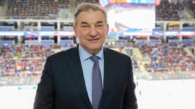 Владислав Третьяк: Воробьев останется на посту главного тренера сборной России по хоккею