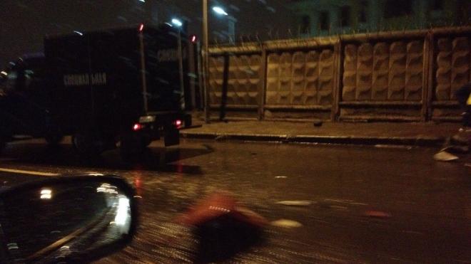 На Витебском проспекте Петербурга смертельное ДТП: один человек погиб