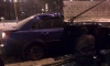 На Дальневосточной пассажиры Chevrolet чудом выжили в массовом ДТП с грузовиками