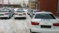 В кризис ГИБДД Петербурга закупает дороженные Audi