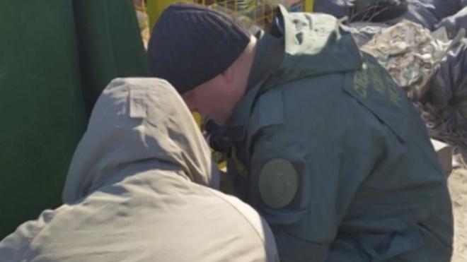 В Липецке в мусорном контейнере нашли тело новорожденного