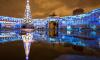 Новогодние украшения в Петербурге зажгут в пятницу