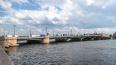 На Благовещенском мосту обновят художественную подсветку