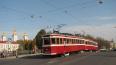 С 25 октября по Петербургу будет курсировать ретротрамвай ...