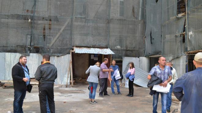 Выборгская администрация обеспокоена ситуацией в домах, которыми занималось ООО «МироГрупп»