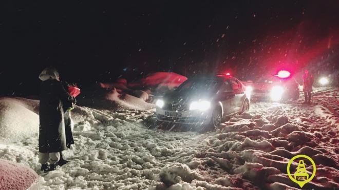 "Нетрезвого водителя-лихача на ""Ауди"" остановили с погоней в Вартемягах"