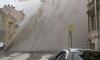Очевидцы: на 5-й Советской улице в небо бьет раскаленный гейзер