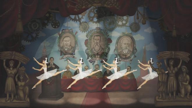 """Шостакович, Гоголь и Мейерхольд –в авангарде фильма """"Нос, или Заговор «не таких»"""""""