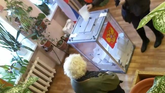 Наблюдатели сообщают о первых фактах вбросов в Петербурге