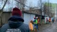 Смольный сносит незаконные гаражив Калининском районе
