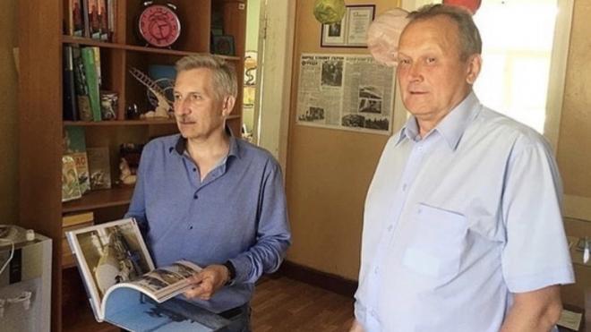 Геннадий Орлов оценил работу детского лагеря в Выборгском районе