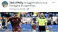 """В Италии футбольный судья спалился в любви к """"Роме"""": ..."""