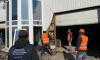 ВКрасносельском иМосковском районахликвидировали автомойку и двухэтажный особняк