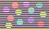 В сети появилась картинка с кругами, раскрашенными в разные цвета (нет)