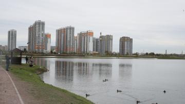 Во Фрунзенском районе открыт новый парк «Героев-пожарных...