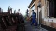 В Петербурге сносят павильоны ресторанов