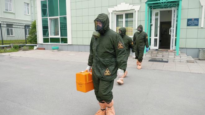 В ЗВО примутся за уничтожение коронавируса на соцобъектах в Петербурге
