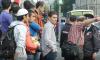 Петербургская полиция проверила более 800 мигрантов с рынка на Московском проспекте